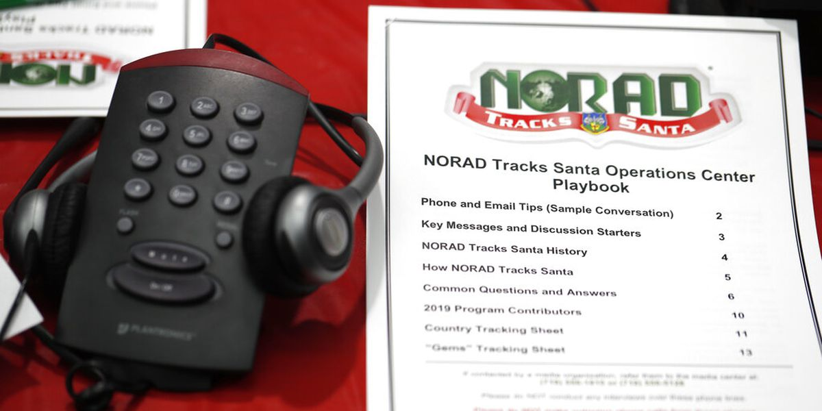 Sorry, Grinch. Virus won't stop NORAD from tracking Santa