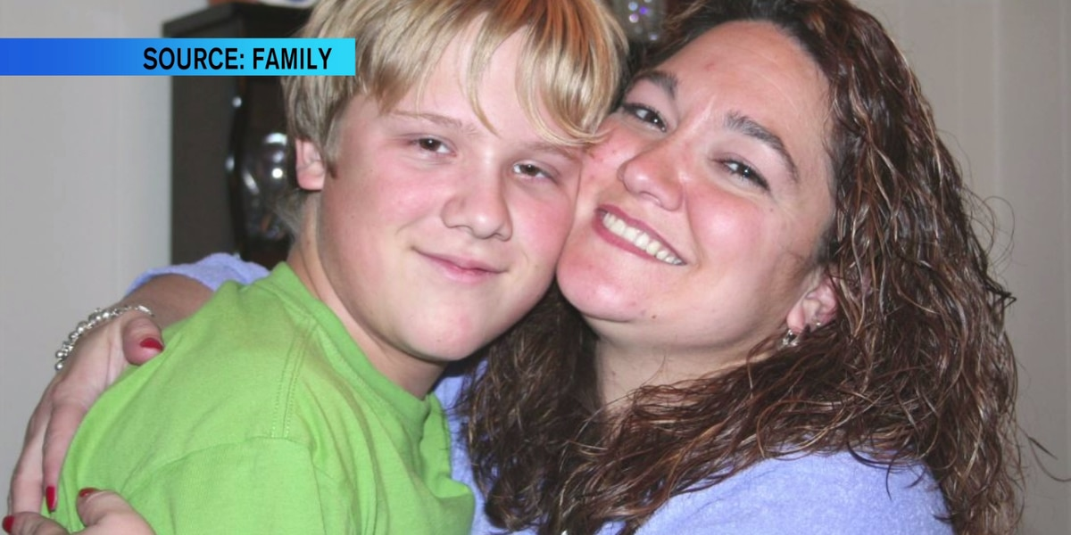 Calcasieu Tax Assessor shares story of son's death by suicide to help others