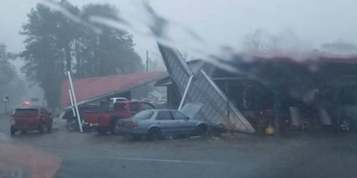 Weather Blog: Damage reports from around Southwest Louisiana