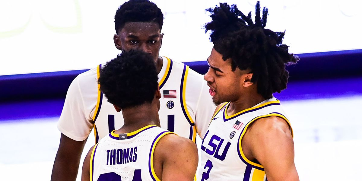 LSU upsets No. 16 Tennessee 78-65, freshman Cam Thomas leads the way with 25