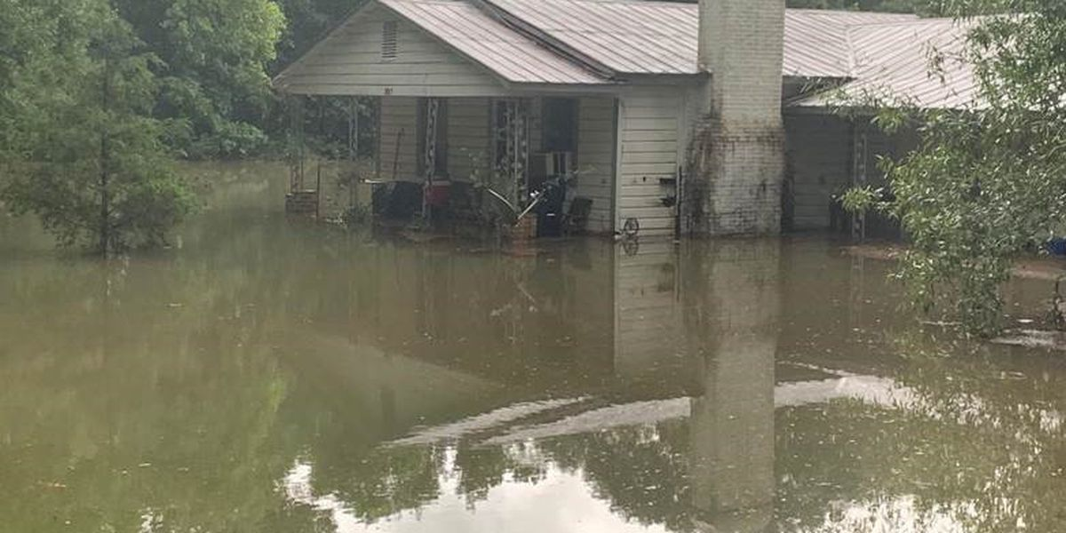 PHOTOS AND VIDEOS: July 15 flooding in Southwest Louisiana