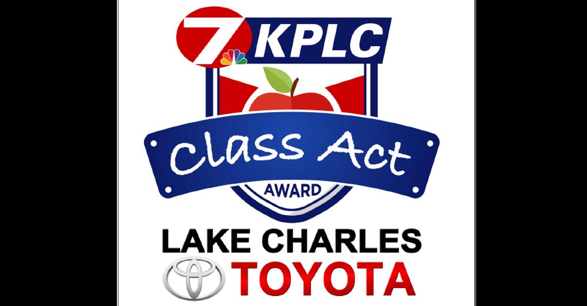 Lake Charles Toyota >> Lake Charles Toyota Class Act Award