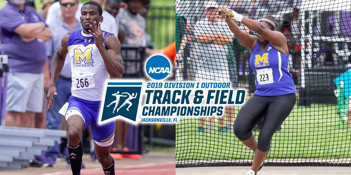 McNeese's Smith, Arvie set to compete at NCAA East Prelims