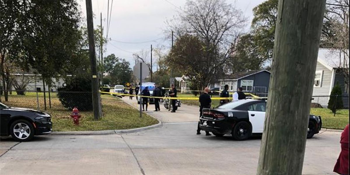 Police investigating shooting on Winterhalter Street