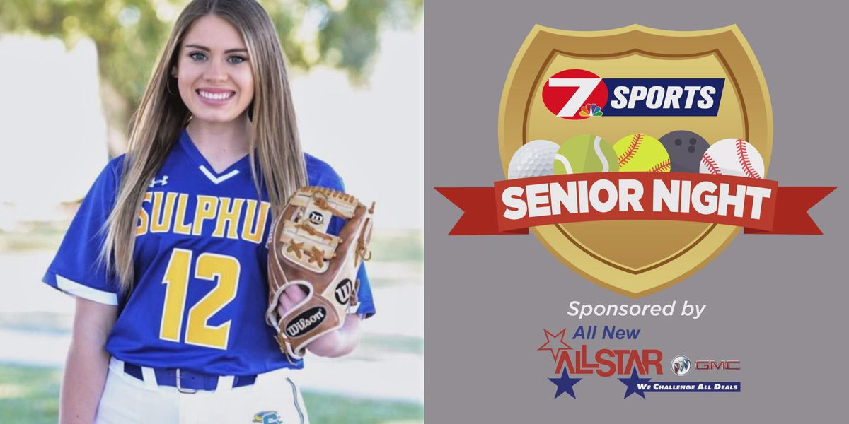 SENIOR NIGHT: Abby Lobue, Sulphur
