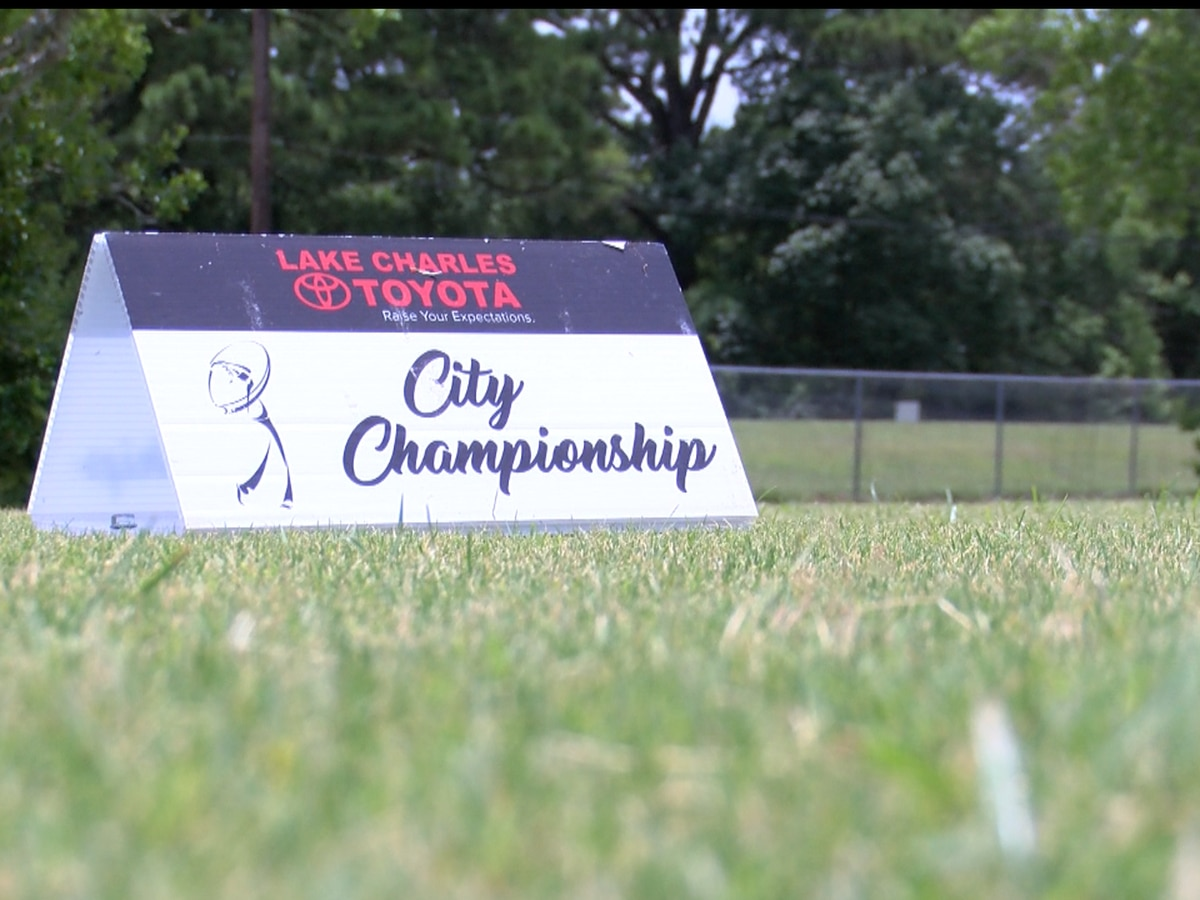 2019 Lake Charles Toyota Men's City Championship day one recap