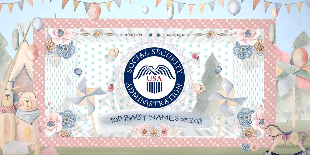 Top La. baby names of 2018 announced
