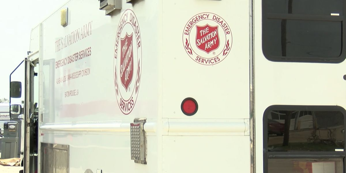 Salvation Army of Lake Charles continues recovery efforts despite damages
