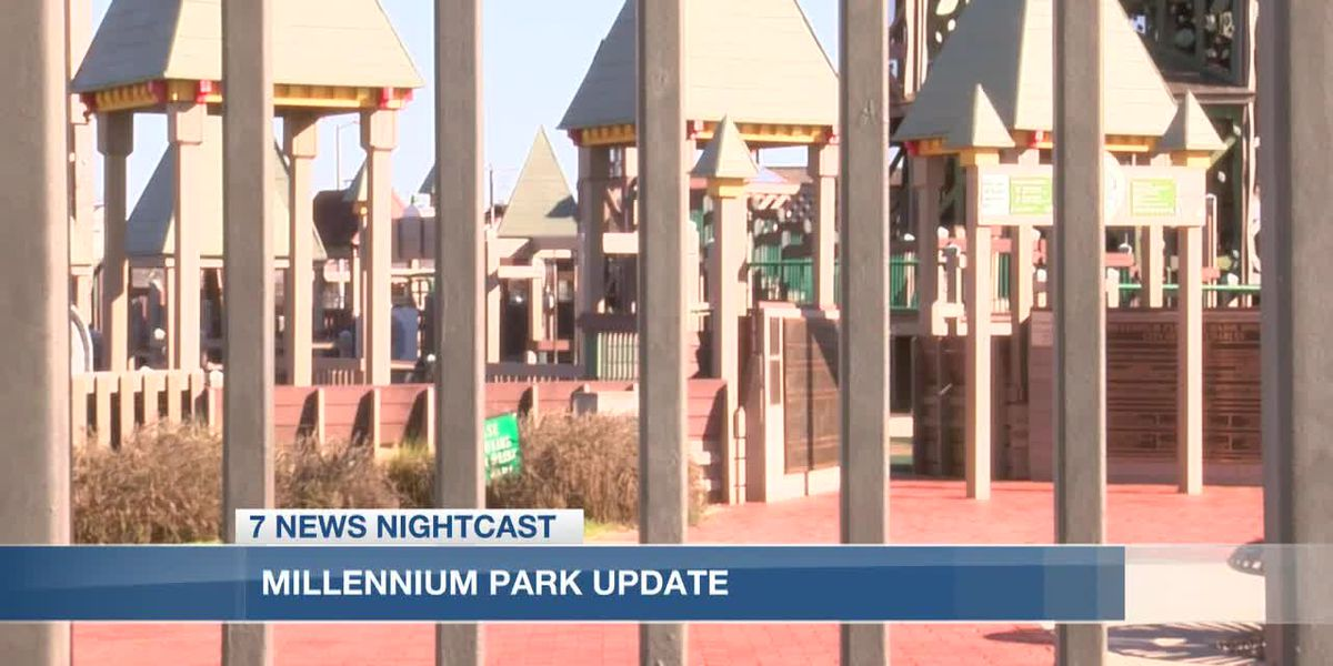 Officials look to get Millennium Park up and running soon