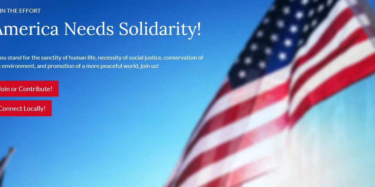American Solidarity Party seeks those frustrated with mainstream parties