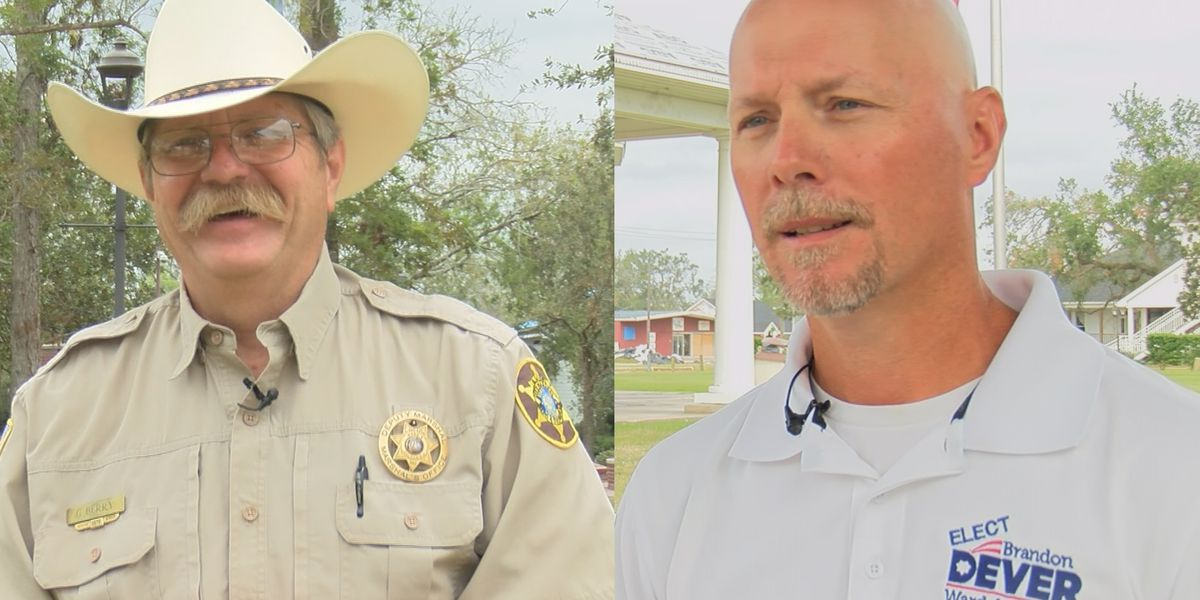 Glenn Berry and Brandon Dever in runoff for Sulphur City Marshal