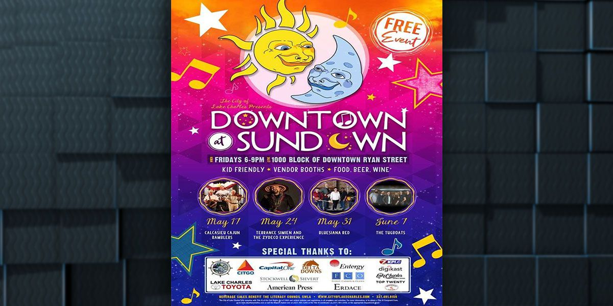 Downtown at Sundown kicks off Friday