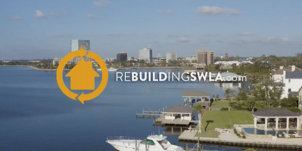 Lake Charles and several partners launch storm recovery website