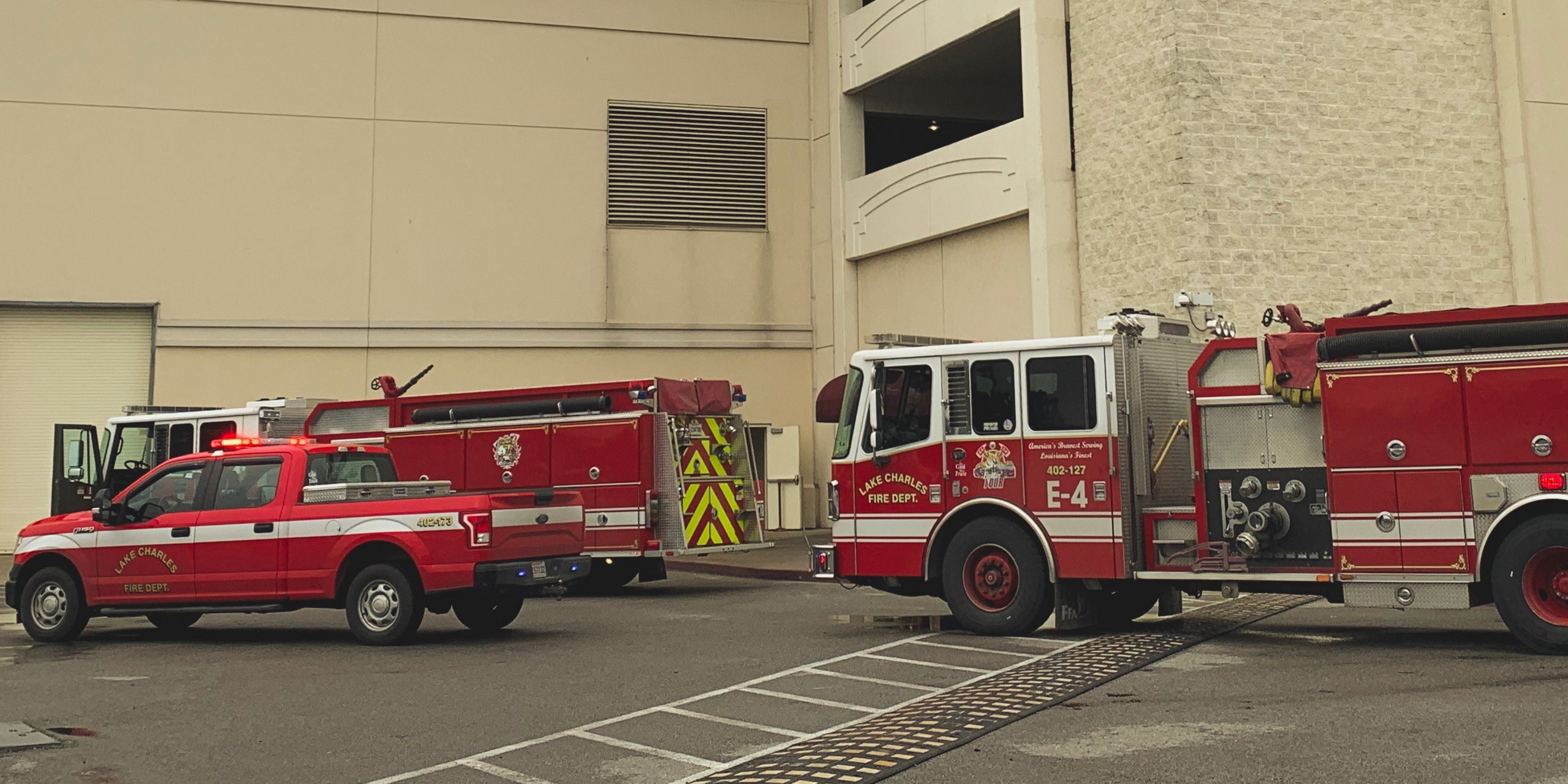'Small fire' in laundry room at L'auberge