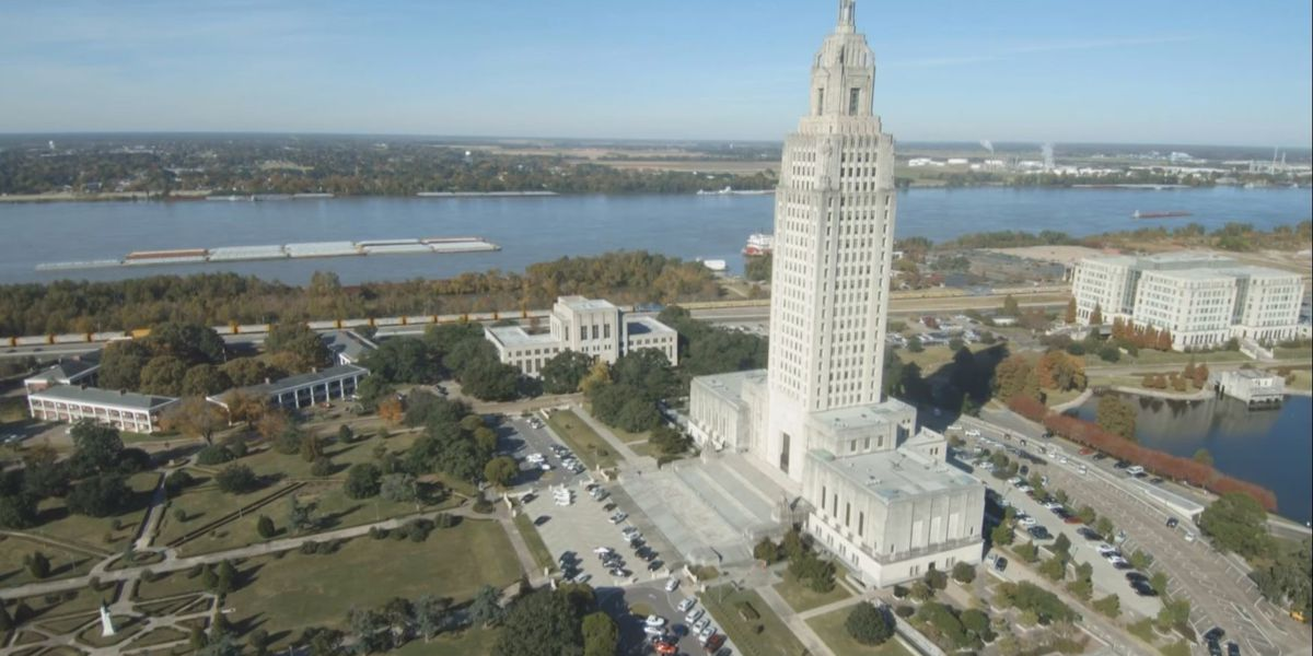 Here's the nearly 200 Louisiana laws that take effect Saturday