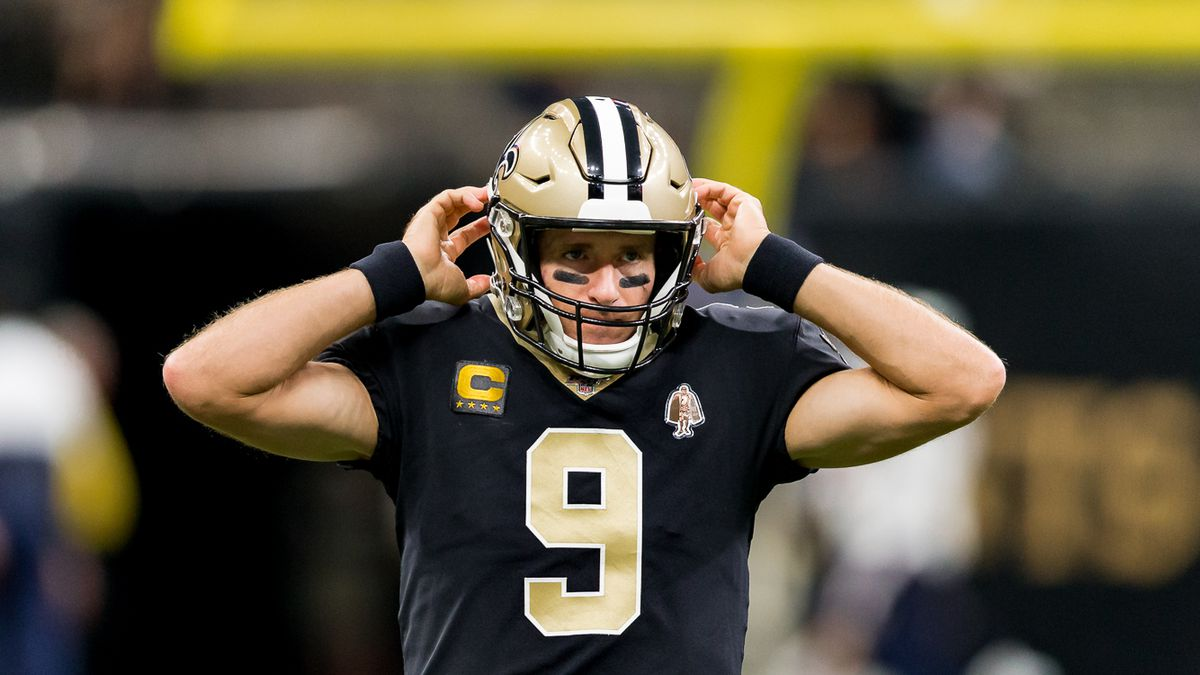 Drew Brees previews Saints' matchup against Rams