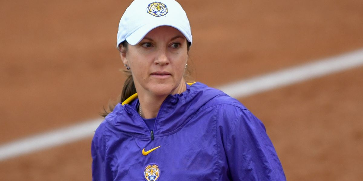 No. 7 LSU softball shutout by Mississippi State in Game 1