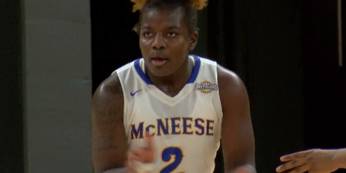 Jones Leads Cowgirls With Double-Double In 60-44 Win At Northwestern State