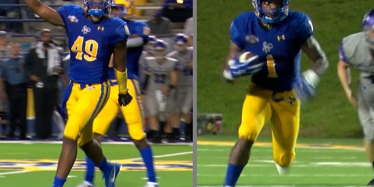 Livings, Sutton named SLC players of the week; Cowboys 9th in both polls
