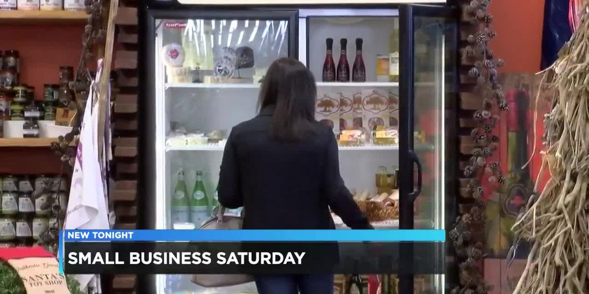Small Business Saturday encourages residents to shop local this holiday season