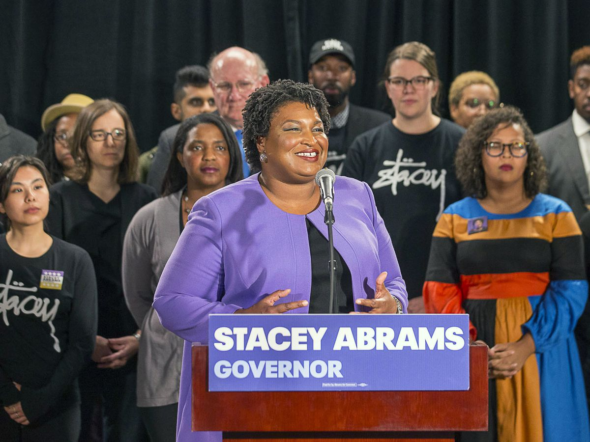 Kemp asks for unity in Georgia as Abrams promises lawsuit