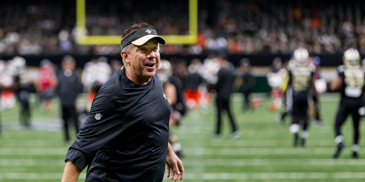 Sean Payton ready for start of Saints OTA's