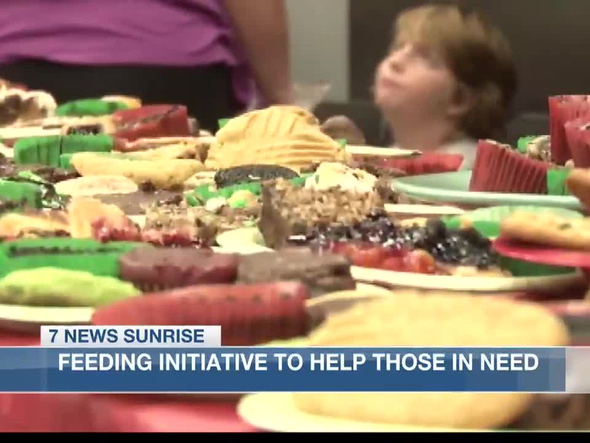 Feeding initiative to help those in need