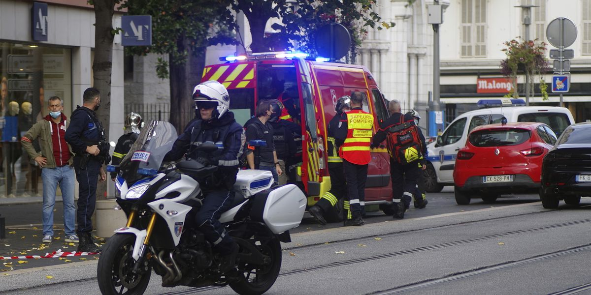 France mourns 3 killed in church attack, tightens security