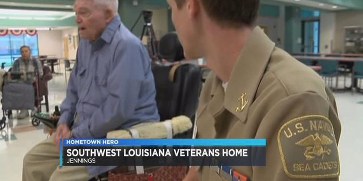 SWLA Veterans Home set to honor its vets