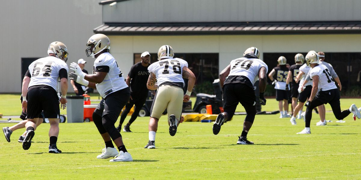 Saints fans invited to mini-camp this week