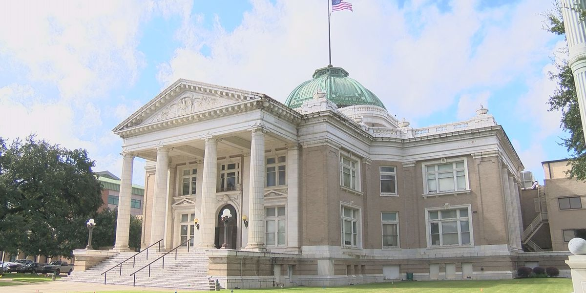 Calcasieu Parish courthouse & jail maintenance tax renewal