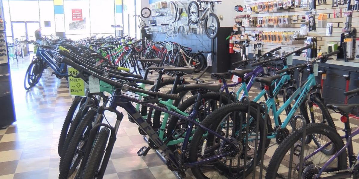 Local bike sales increase following stay-at-home order