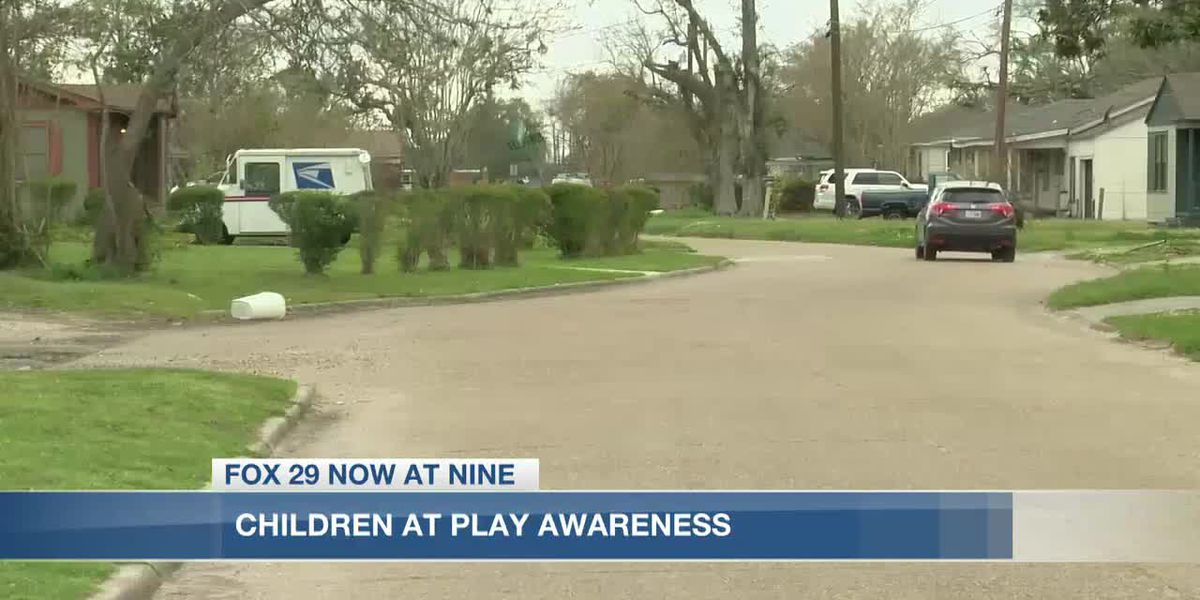 Parent of child who was injured by moving vehicle calls for traffic signs in the neighborhood