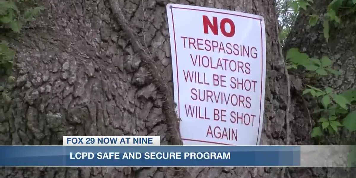 """LCPD offers """"Safe & Secure"""" program to prevent burglaries"""