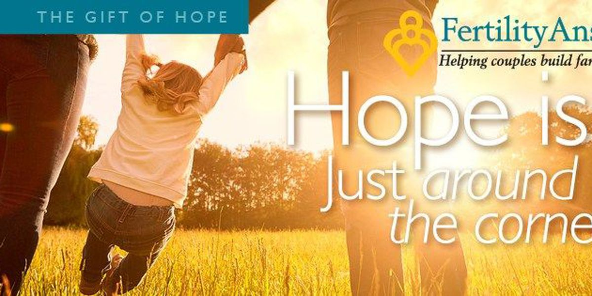 Gift of Hope applications open for free IVF cycle