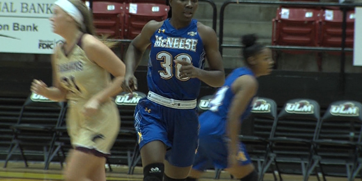 McNeese lets late lead slip away in 69-60 loss at UL-Monroe