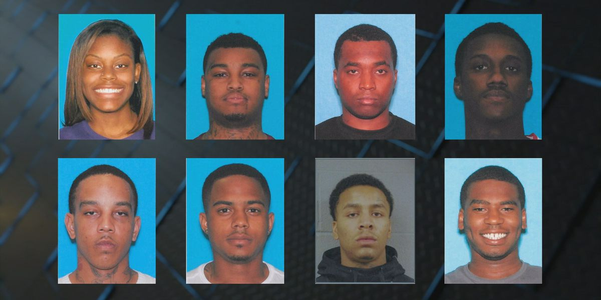 Eight people indicted in connection with attempted ATM theft