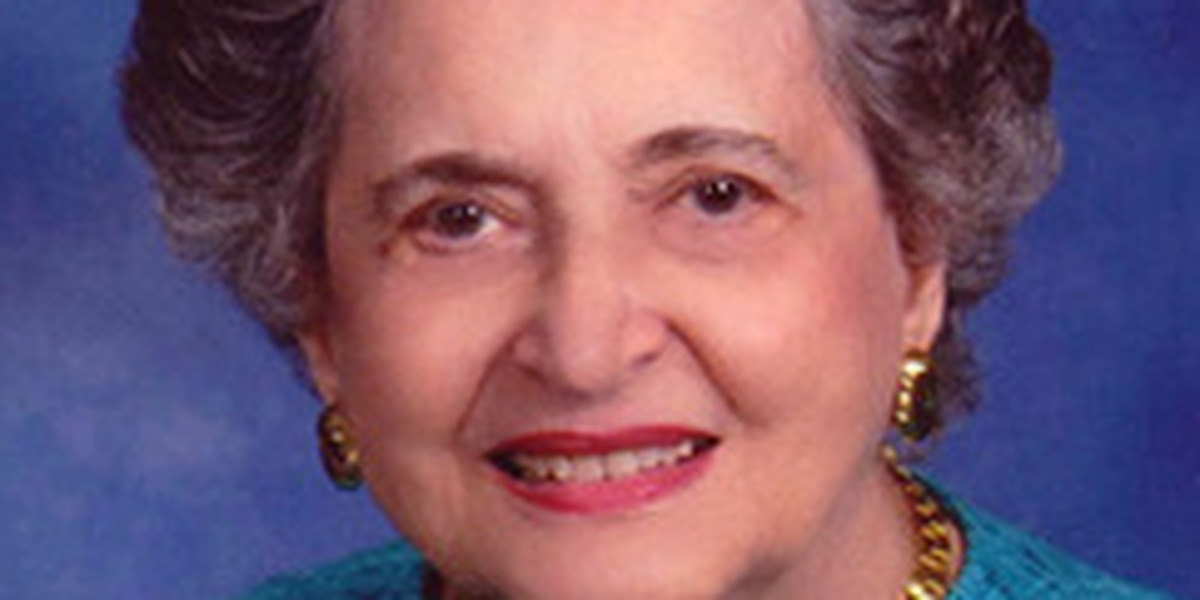 Scholarship set up in memory of Lake Charles preservationist