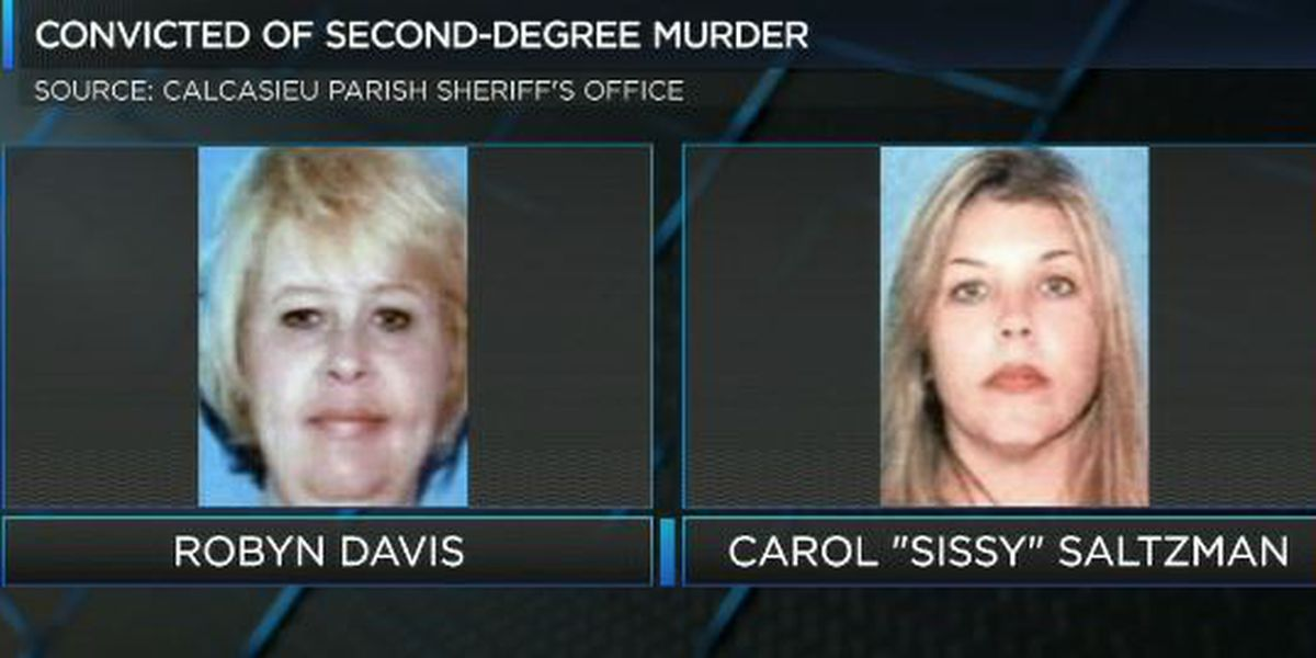 Attorney for Robyn Davis and Sissy Saltzman says they are innocent