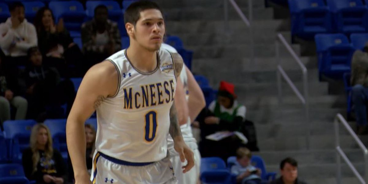 McNeese's Kuxhausen tops NCAA Division I in 3-pointers made