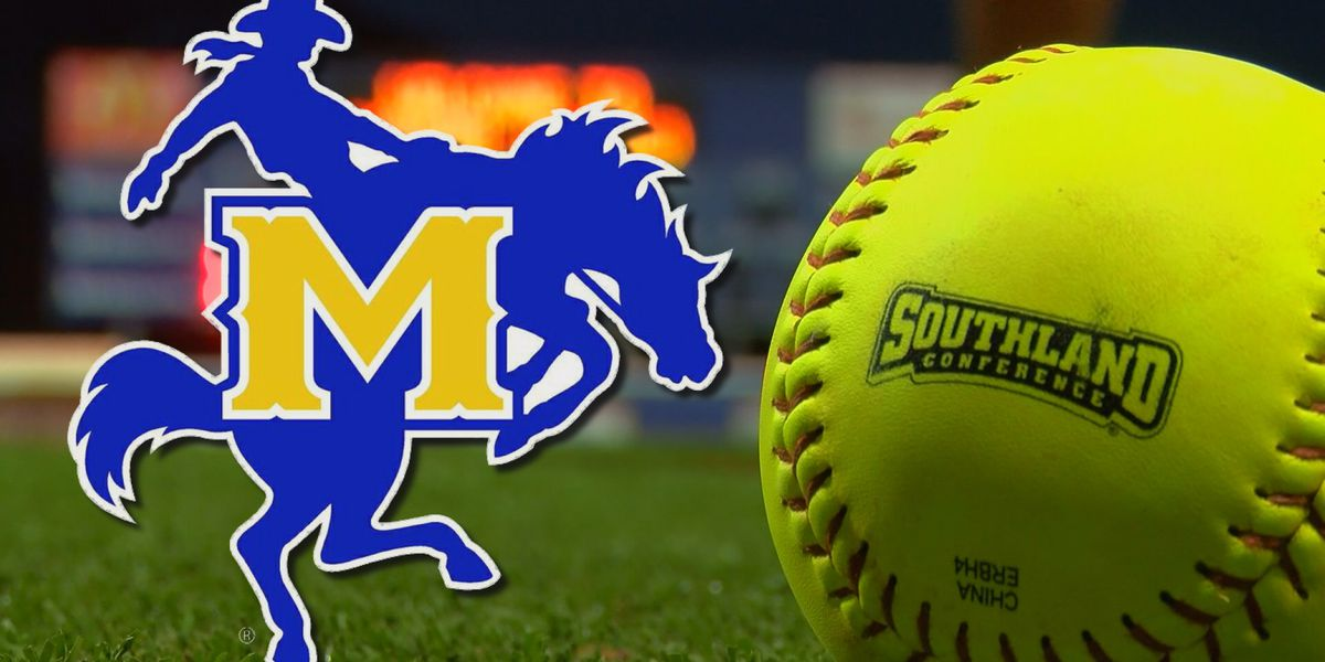 McNeese softball splits doubleheader at SFA