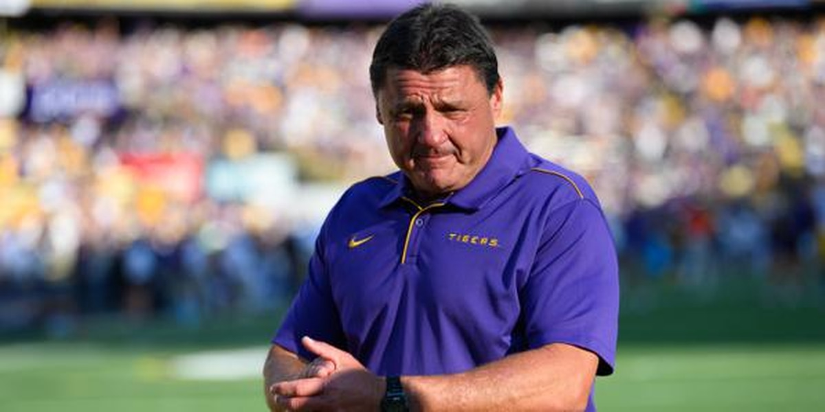 Ed Orgeron shoulders the blame for defensive mistakes