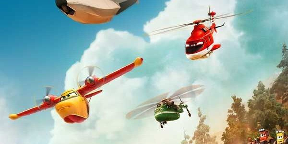 """Movies Under the Stars begins tonight with """"Planes: Fire & Rescue"""""""