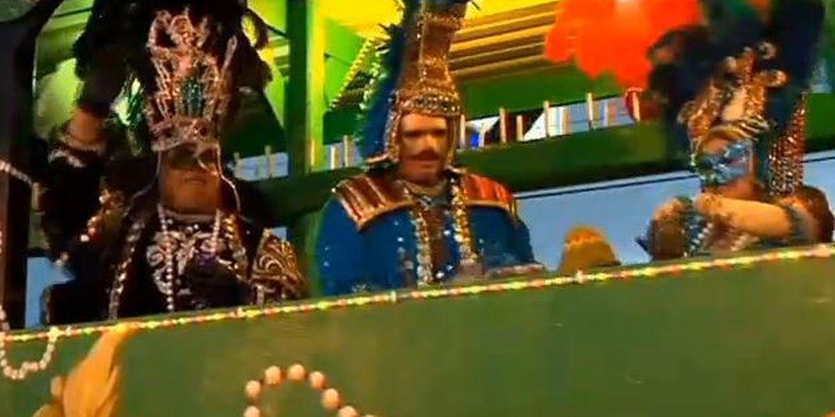 Lake Charles prepares for Mardi Gras