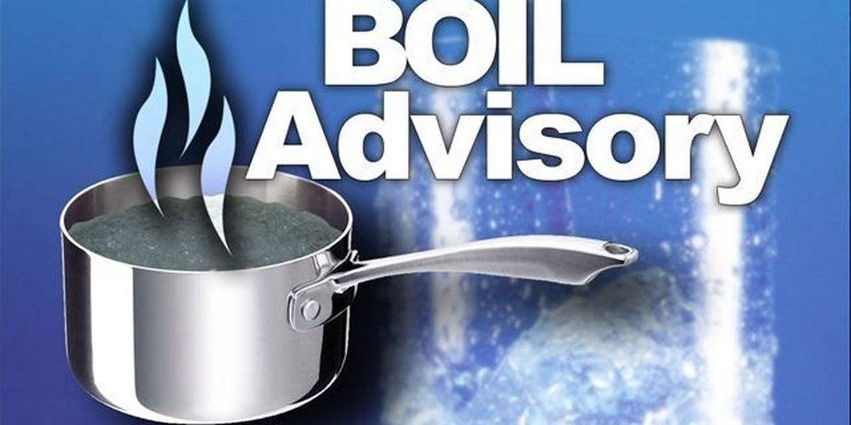 Boil advisory issued for some DeRidder residents