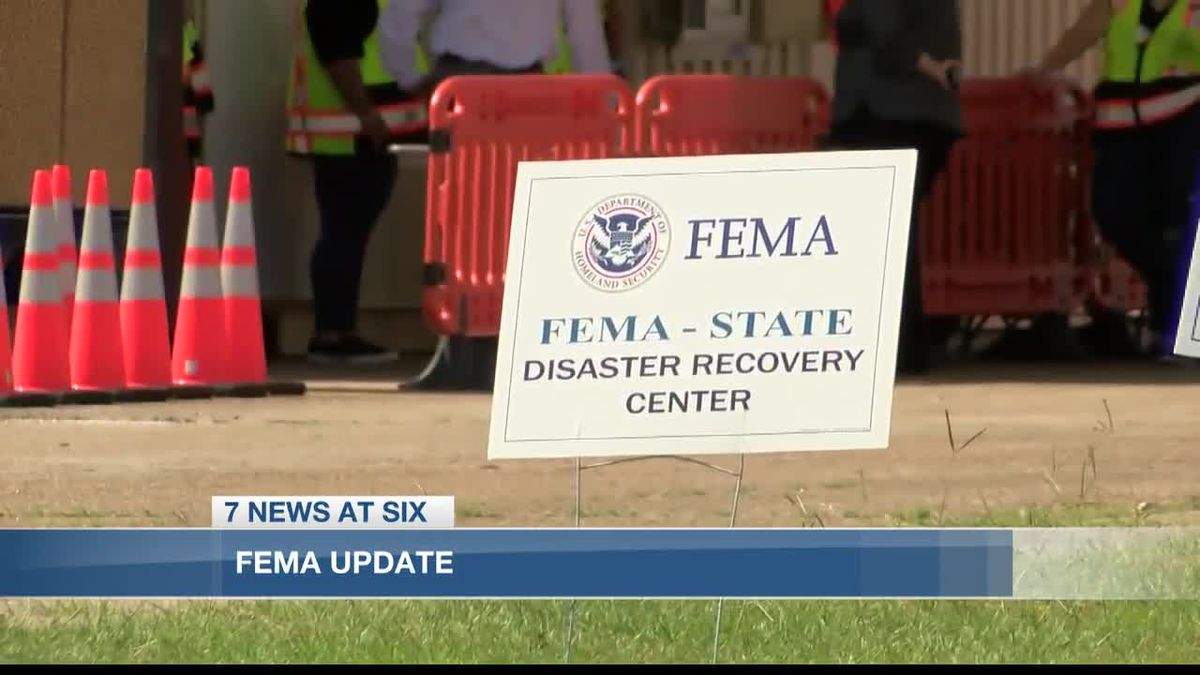 FEMA hurricane recover: 'We will be here for as long as it takes'