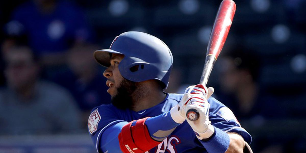 Minor victory for Rangers in 4-0 win over frustrated Astros
