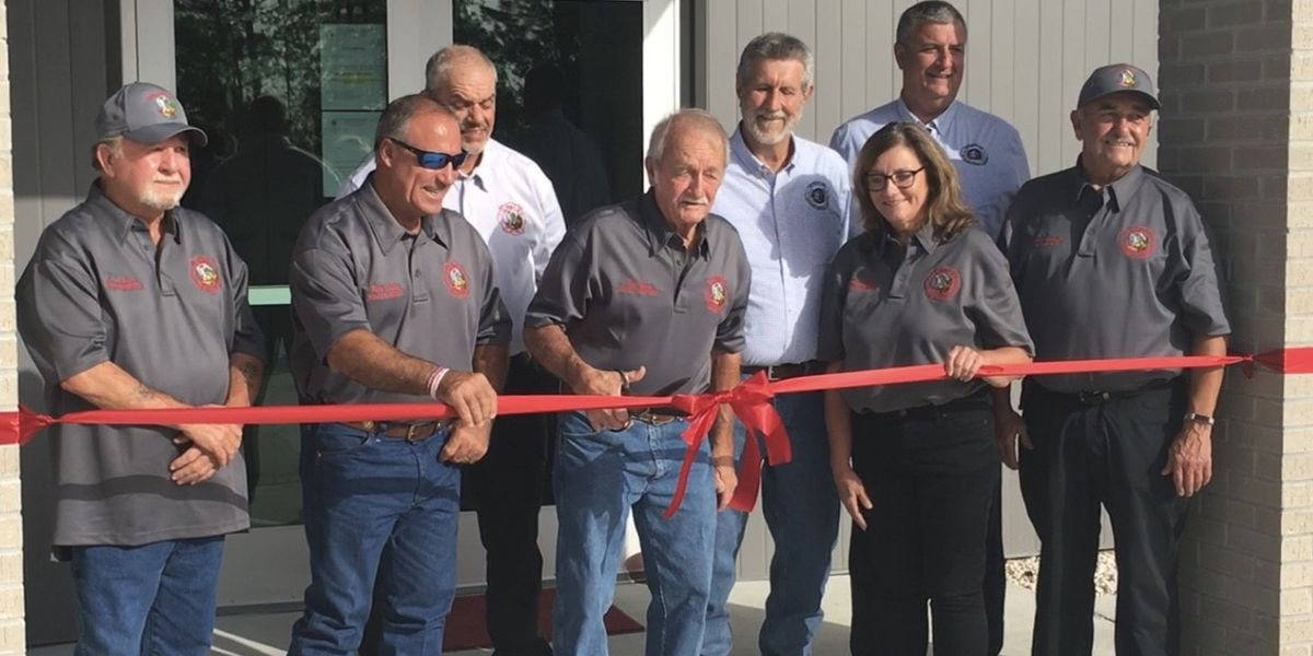 New Ward 6 fire station opened in DeQuincy