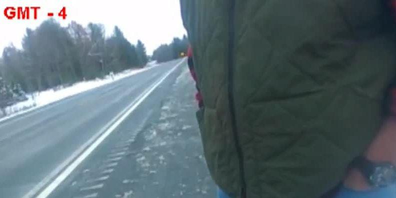 Video: Sheriff found 'super drunk' in car in Michigan