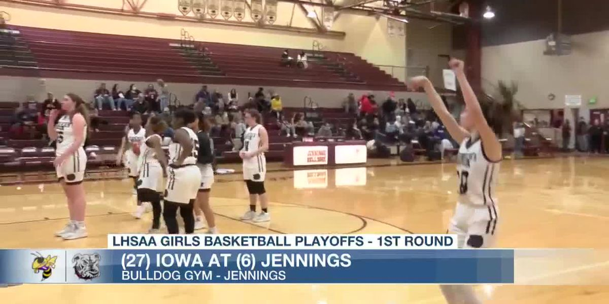 Feb. 18th Round 1 #SWLApreps Girls Basketball playoffs